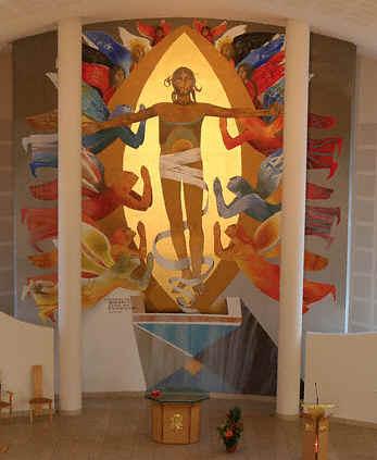 Resurrection Arcabas 1998