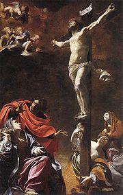 Crucifixion Vouet, 1622