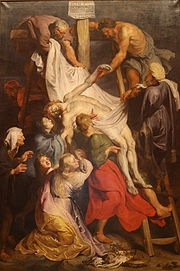 Deposition descent form the cross rubens