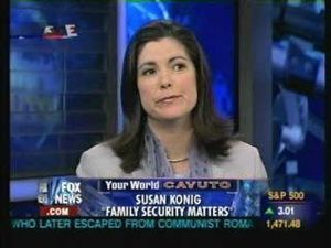 Konig susan on fox