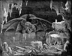 Satan ninth circle