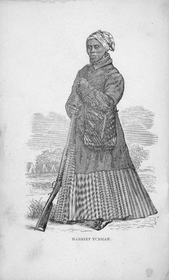 Tubman rifle