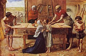 St joseph the worker