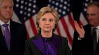 Hillary shattered