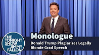 Fallon Trump speech