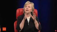 Clinton attacks DNC