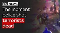 Terrorists shot dead