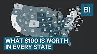 States 100 dollars