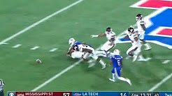 LA tech fumble