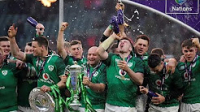 Ireland wins grand slam