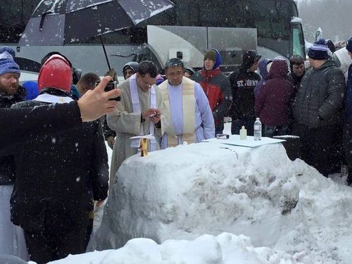 Snow mass