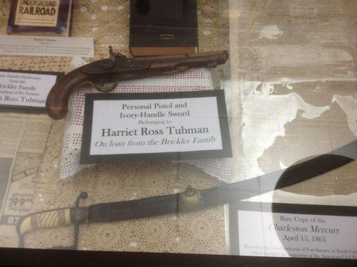 Tubman gun