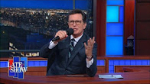 Colbert email scandal