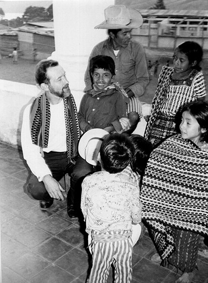 Stanley rother