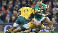 Australia v Ireland 2016