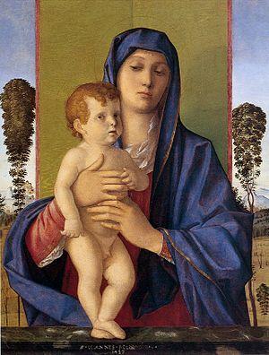 Bellini,_madonna_degli_alberetti