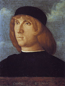 Bellini self portrait 1430