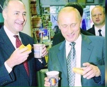 Schumer and putin