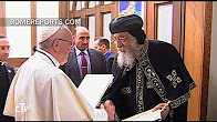 Pope Francis and Coptics
