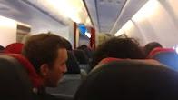 Plane shaking