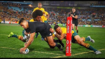 New zealand v. australia 2017 first match