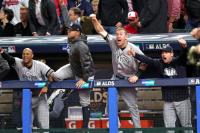 Yankees celebrate didi