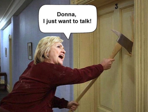 Clinton axe