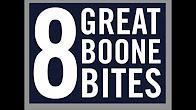 8 great boone bites