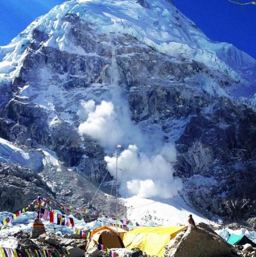 Everest earthquake 2-26-2015