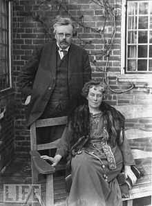 Chesterton and wife