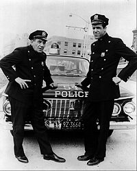 Car 54 toody and muldoon