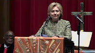 Clinton homily