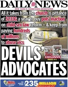 Daily News catholic attack 2