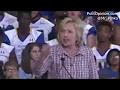 Hillary crooked