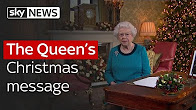 Queen Christmas message 2016