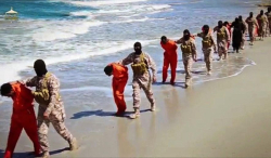 Coptic christian martyrs