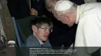 Stephen hawking and popes