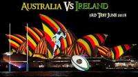 Australia v ireland 2018