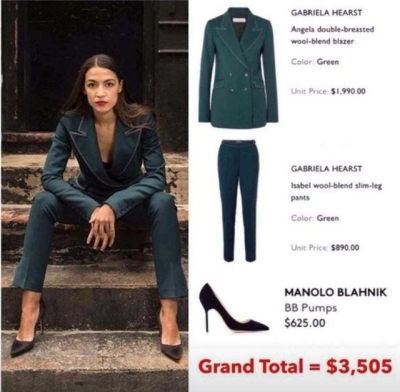 Ocasio outfit