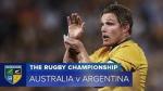 Argentina v australia 2018 1st game
