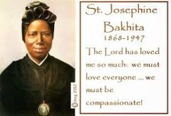 Josephine bakhita saying
