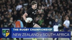 New zealand v. south africa 2018 1st game