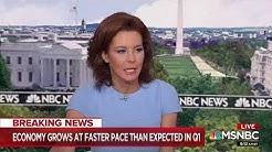 MSNBC first quarter 2019