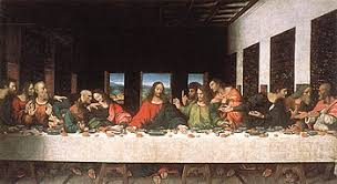 The last supper leonardo