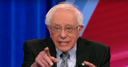Sanders voting ISIS
