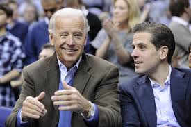 Biden and hunter