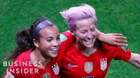 Soccer women USA