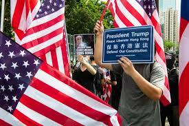 Trump hong kong