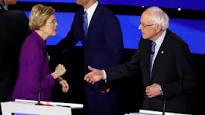 Sanders warren handshake