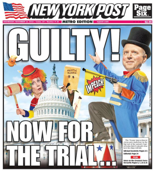 NY Post guilty!